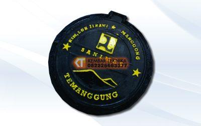 Manhole Cover Sanitasi Kabupaten Temanggung