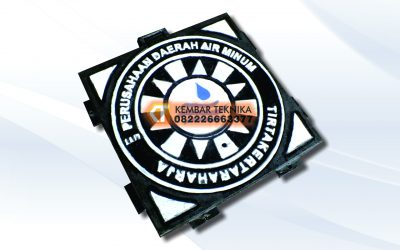 Manhole Cover PDAM Tangerang | Banten