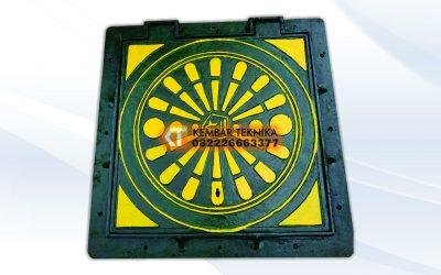 Manhole Cover Kembar Teknika | Produk Andalan